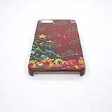 Чехол Christmas Hard Case iPhone 5s/SE, фото 7