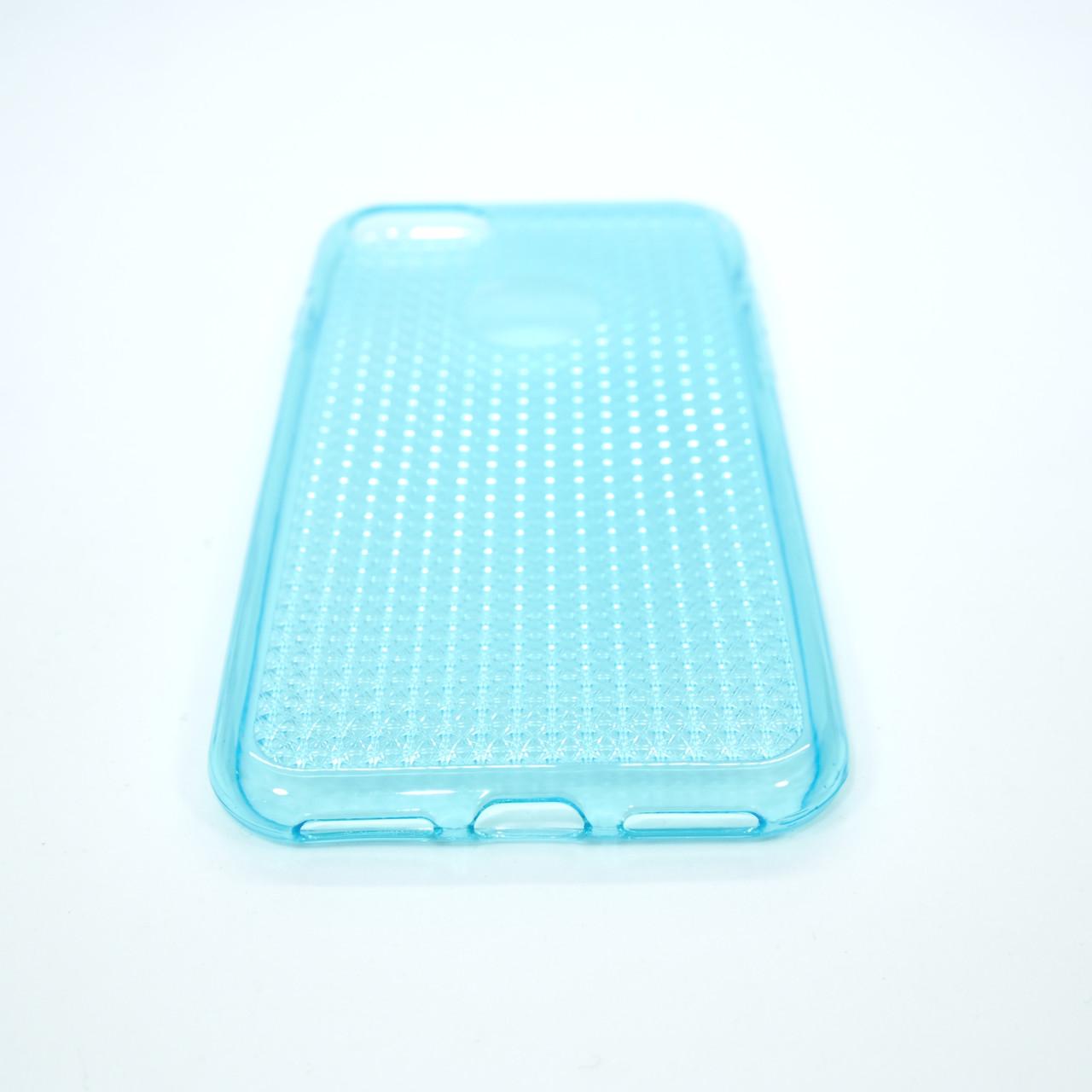 Чехол TPU Diamond Shine iPhone 8 7 blue