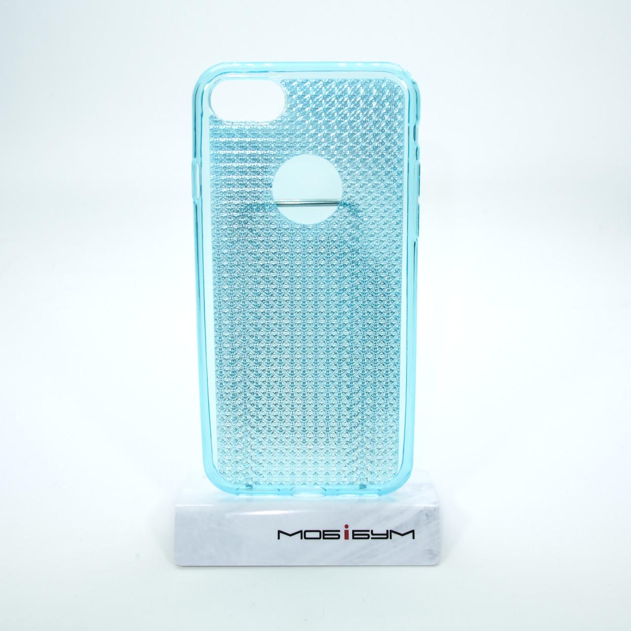 "Чехол TPU Diamond Shine iPhone 8/7 {4.7""} blue"