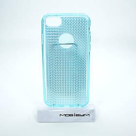 "Чохол TPU Diamond Shine iPhone 8/7 {4.7 ""} blue"