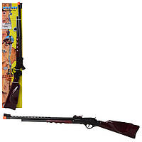 Ружье 206C (48шт)  84см, на пистонах, в кор-ке, 15,5-83-6см