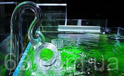 Стеклянная трубка для внешнего аквариумного фильтра Лили Пайп Спин Lily Pipe Outflow Spin 12-13мм