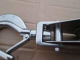 Нержавеющий крюк с одношкивным блоком., фото 7