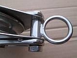 Нержавеющий крюк с одношкивным блоком., фото 10