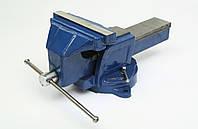Тиски слесарные поворотные 150мм MIOL 36-400