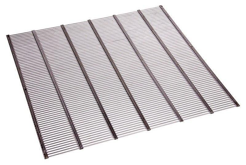 Разделительная решетка металлическая   (470/380 мм)