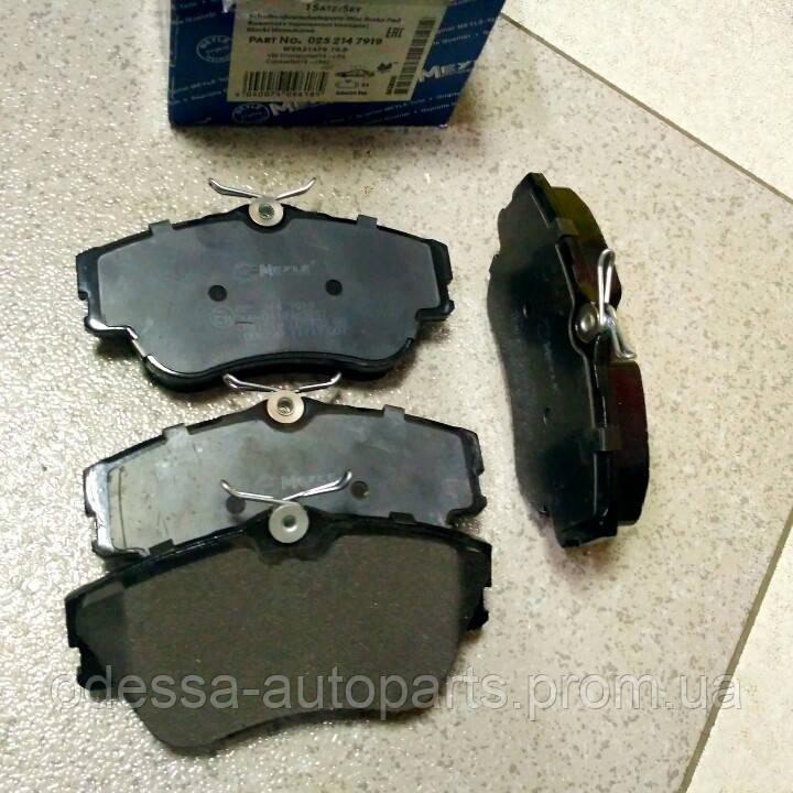 Колодки тормозные передние транспортер т4 элеватор зубной с двойным изгибом