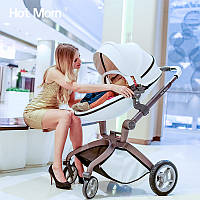 Новинка! Универсальная коляска 2 в 1 Hot Mom. Детальный обзор.