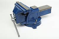 Тиски слесарные поворотные 200мм MIOL 36-500, фото 1