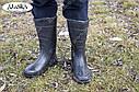 Сапоги мужские черные (Код: С-05), фото 2