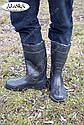 Сапоги мужские черные (Код: С-05), фото 4