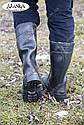 Сапоги мужские черные (Код: С-05), фото 6