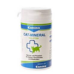 Canina (Канина) CAT-MINERAL Tabs - минеральный комплекс для кошек 150 таб.