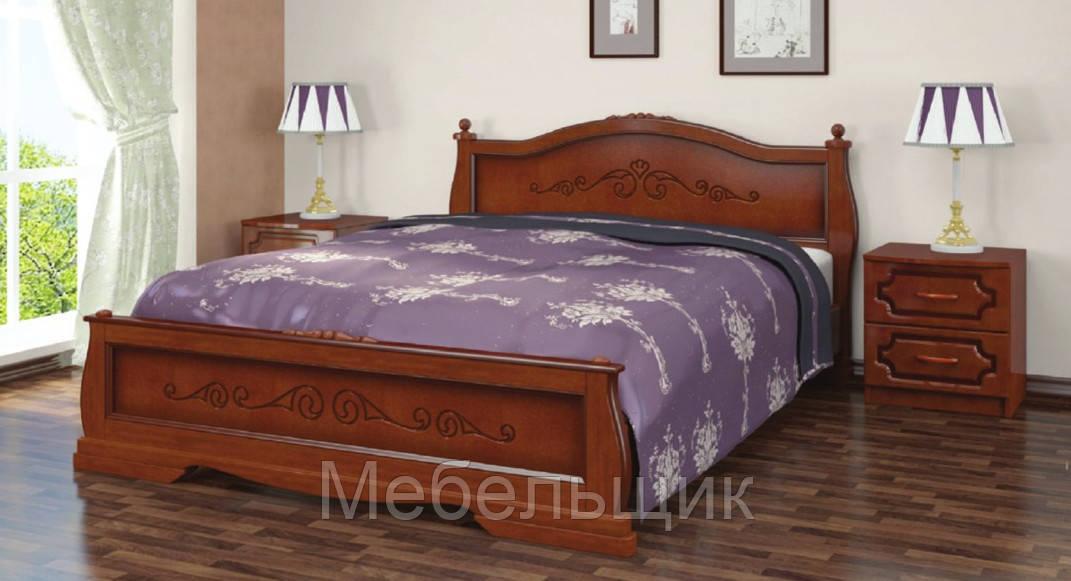 """Кровать из массива """"Карина-2"""""""