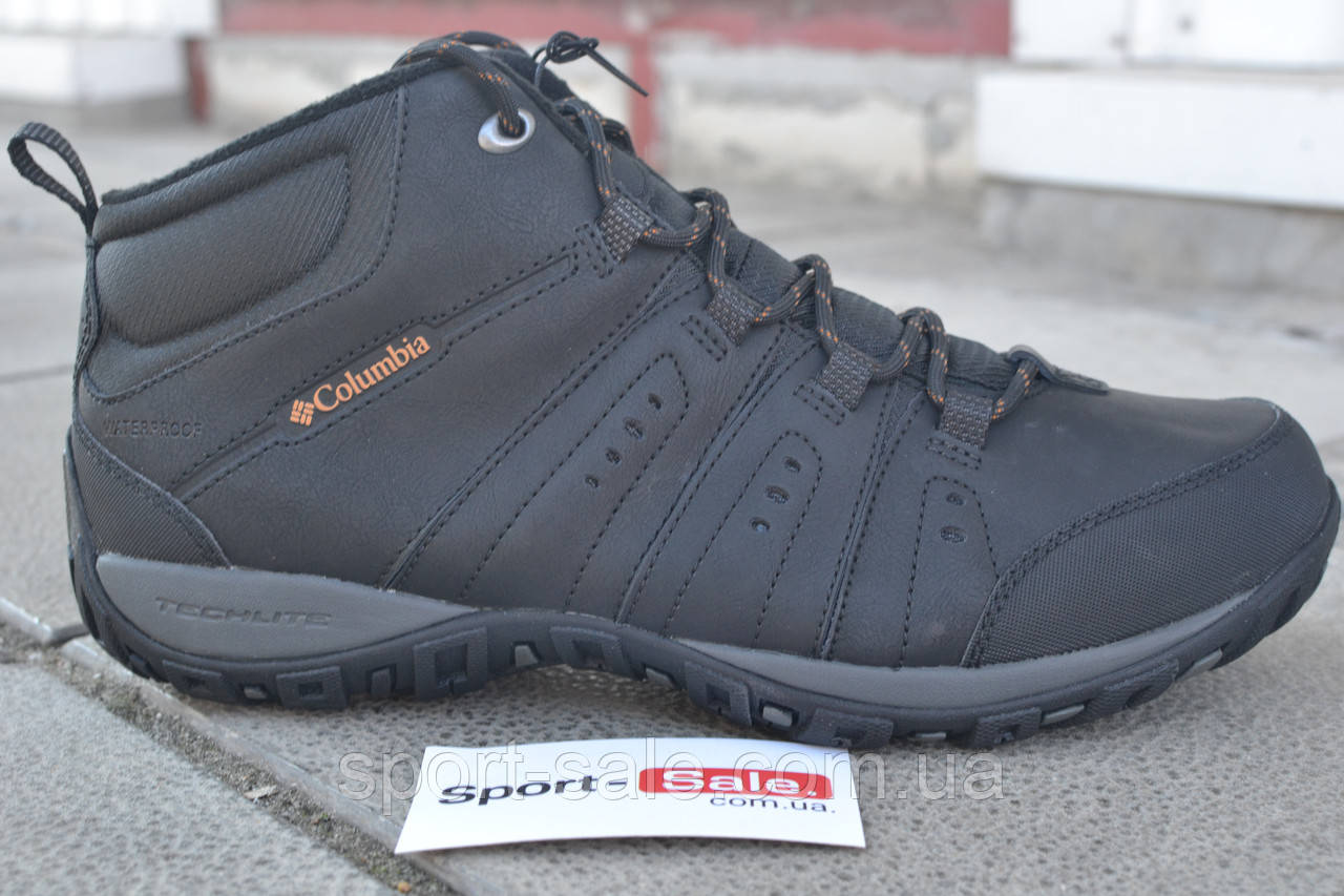 Ботинки Columbia Woodburn 2 chukka WR omni-heat(BM3926-010) купить в ... cdd1491849c