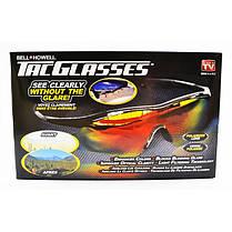 Солнцезащитные антибликовые очки для водителя TAC GLASSES (Реплика), фото 3