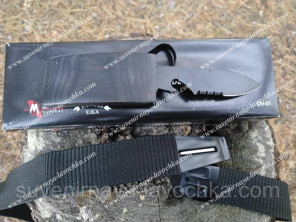 Нож ремень AE-210 Grizlly Оригинал, для самозащиты