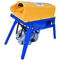 Лущилка для кукурузы MasterKraft ИЗКБ-1800 300 кг/час 740х280х250 мм Желтый с Синим