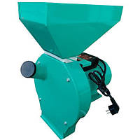 Кормоизмельчитель MASTER KRAFT IZKB-2800 Зеленая, фото 1