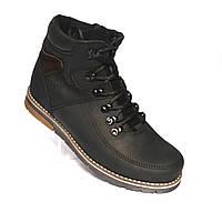 Большие размеры кожаные зимние мужские ботинки Rosso Avangard BS Major Payne Street, фото 1