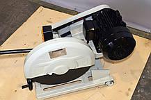 Маятниковая пила GYQ400HP с колесами FDB Maschinen, фото 2