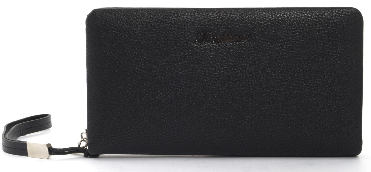 Мужской стильный классический портмоне барсетка с качественной PU кожи FUERDANNI art. 818, фото 1