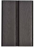 Софіт темно-коричневий (8019) без перфорації  (0,203х3,00=0,609 м2/шт.)