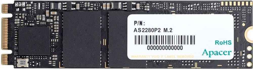 "SSD Накопитель Apacer M.2 2280 480GB (AP480GAS2280P2-1) ""Over-Stock"" Б/У"