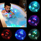 Светящаяся игрушка для купания в ванной  PARTY IN THE TUB, фото 6
