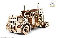 """Купить деревянный конструктор грузовик """"Тягач VM-03"""", фото 1"""