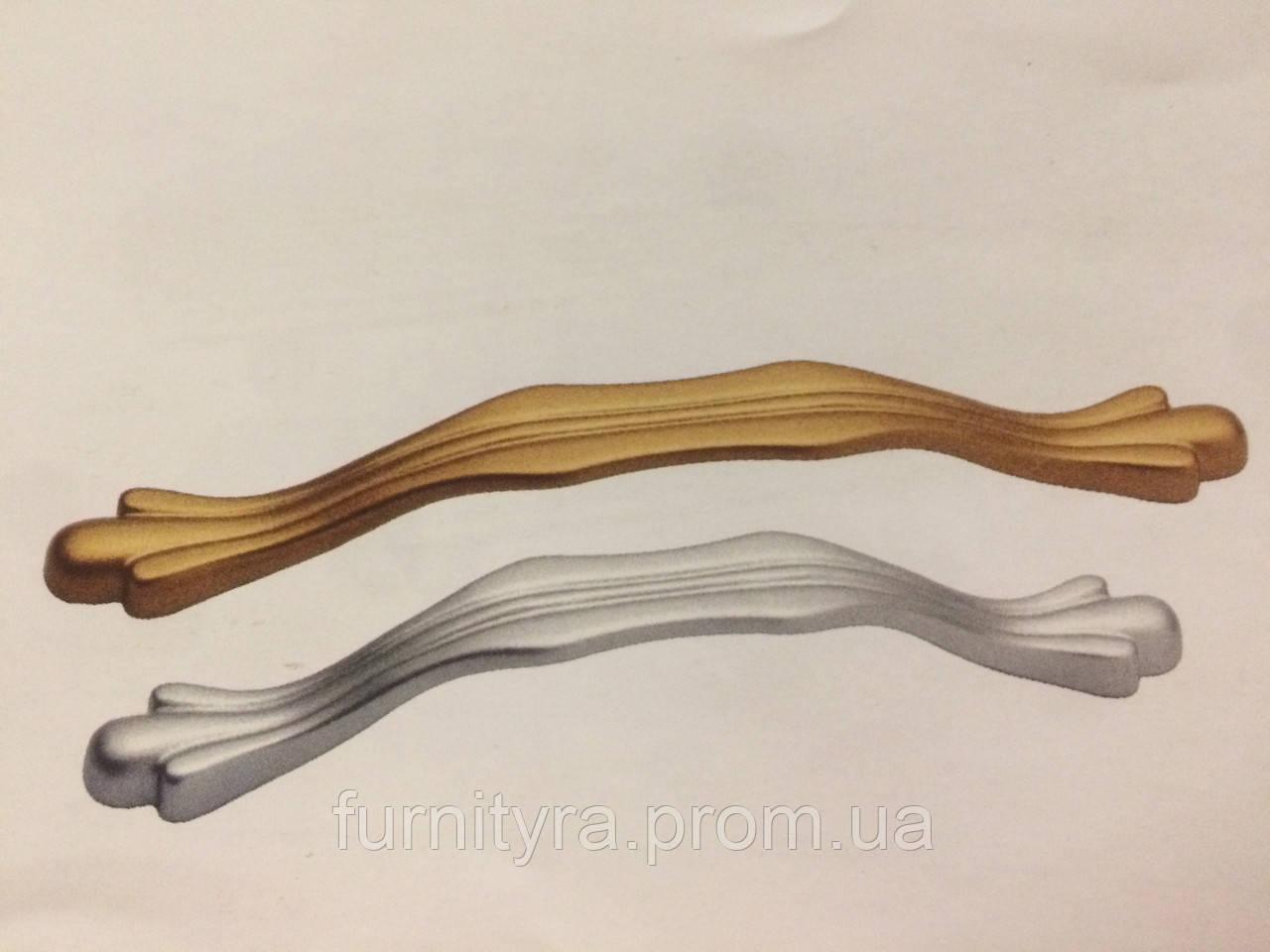 Ручка 128mm IMGE Бронза