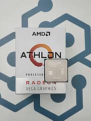 "Процессор AMD Athlon 200GE 3.2GHz s.AM4 BOX  (YD200GC6FBBOX) ""Over-Stock"" Б/У"