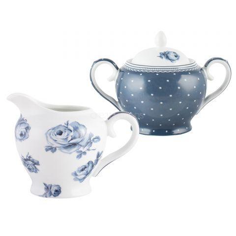Набор для кофе Katie Alice Vintage Indigo 2 предмета (KA5176113)
