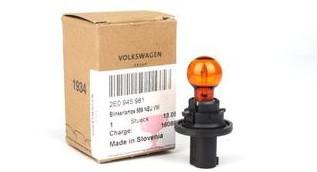 Автолампи 12V 16W (указ. повороту в дзеркало) MB Sprinter/VW Crafter (2E0945981) VAG