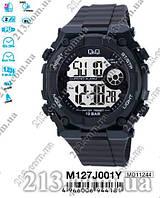 Электронные часы  Q&Q M127J001Y АТО