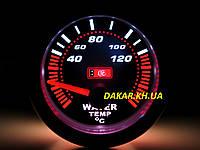 Тюнинговый автомобильный прибор Ket Gauge LED 7702-2 температура воды, фото 1