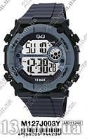 Электронные часы  Q&Q M127J003Y АТО