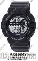 Электронные часы  Q&Q M128J003Y АТО