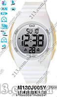 Электронные часы  Q&Q M130J005Y
