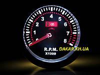 Тюнинговый автомобильный прибор Ket Gauge LED 7705-2 тахометр, фото 1