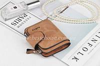 Женский кошелек - портмоне Baellerry Mini Forever (коричневый)