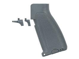 Пистолетная рукоятка BATTLEAXE GUNFIGHTER MOD.2 для AEG AR-15/M4 – GRAY