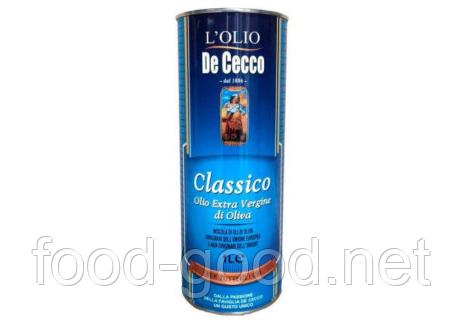 Масло оливковое De Cecco il classico extra vergine, 1л, фото 2