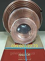 Труба медная  1/2 для кондиционеров (12,70х0,81) - 45 м. Halcor (Греция)