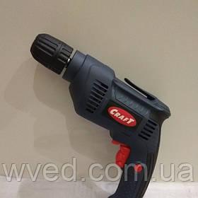 Дрель электрическая безударная CRAFT CPD-10/650