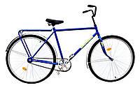 """Велосипед 28"""" УКРАИНА, модель 33 (Синий)"""