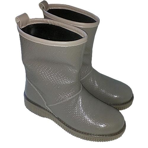 Ботинки зимние на утолщенной подошве, цвет визон