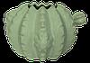 Ваза керамическая в виде кактуса для цветов 16,5*16*10 см (WW 2707-10)