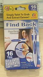 Пристрій для чищення вух Smart Swab