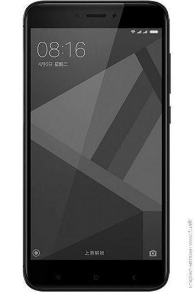 Xiaomi Redmi 4x 4/64GB Black